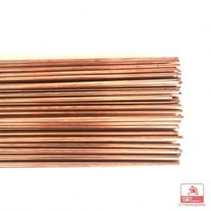 Bronze welding rod
