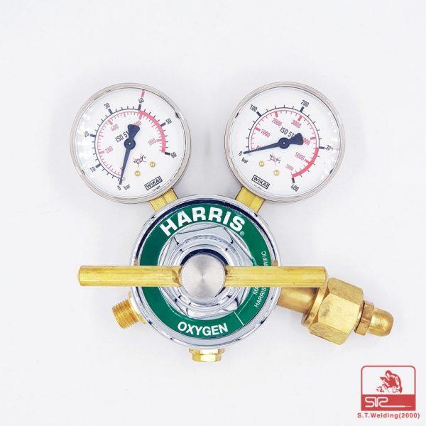 เกจ์ออกซิเจน HARRIS 925 o2