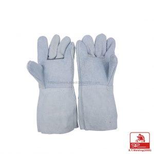 ถุงมือหนัง 12 นิ้ว