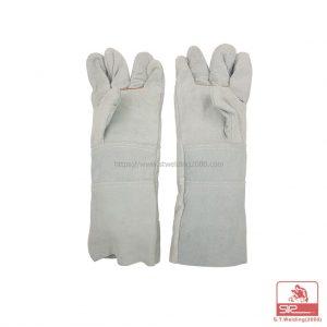 ถุงมือหนัง 14 นิ้ว