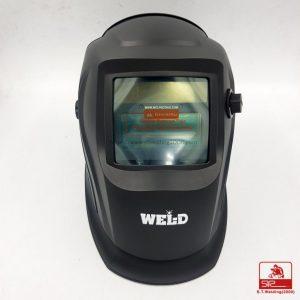 หน้ากากเชื่อมออโต้ weld d